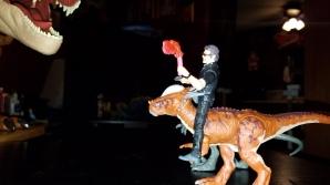 Dramatic reenactment courtesy of Phantom, Jr.
