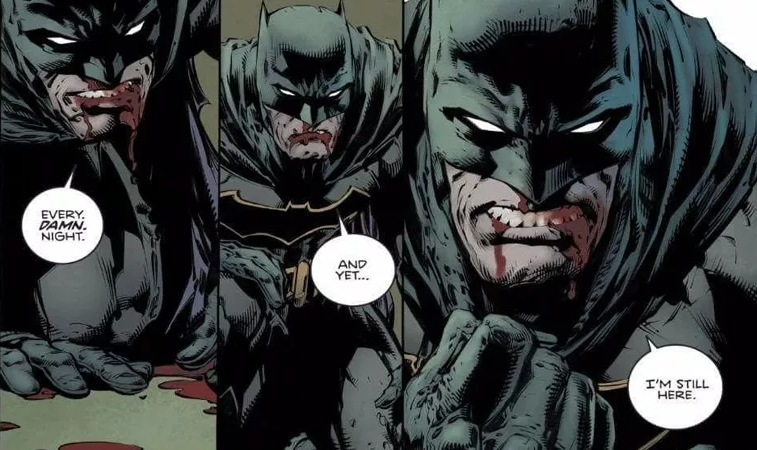 TK Batman