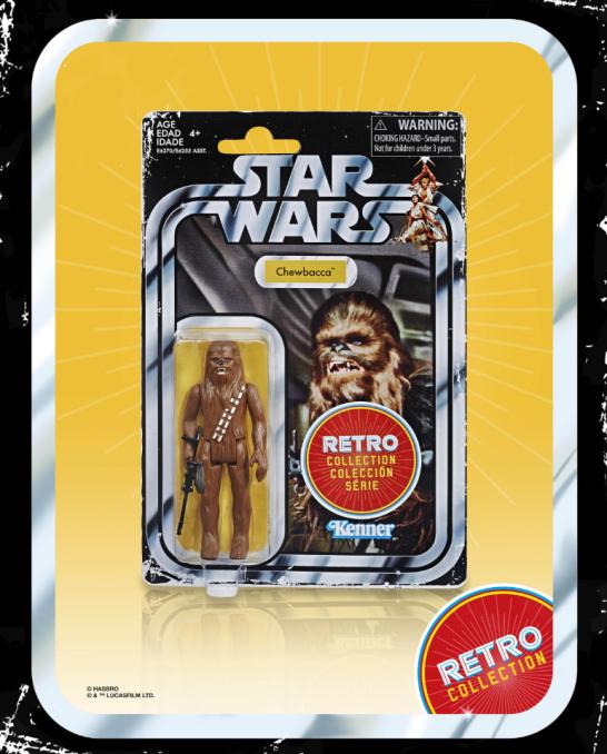 Retro Chewie
